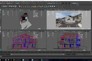 3D CAD 合成映像