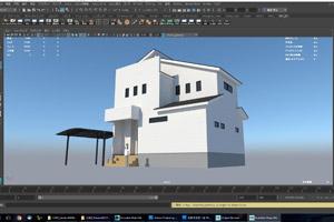 建築イメージ映像制作