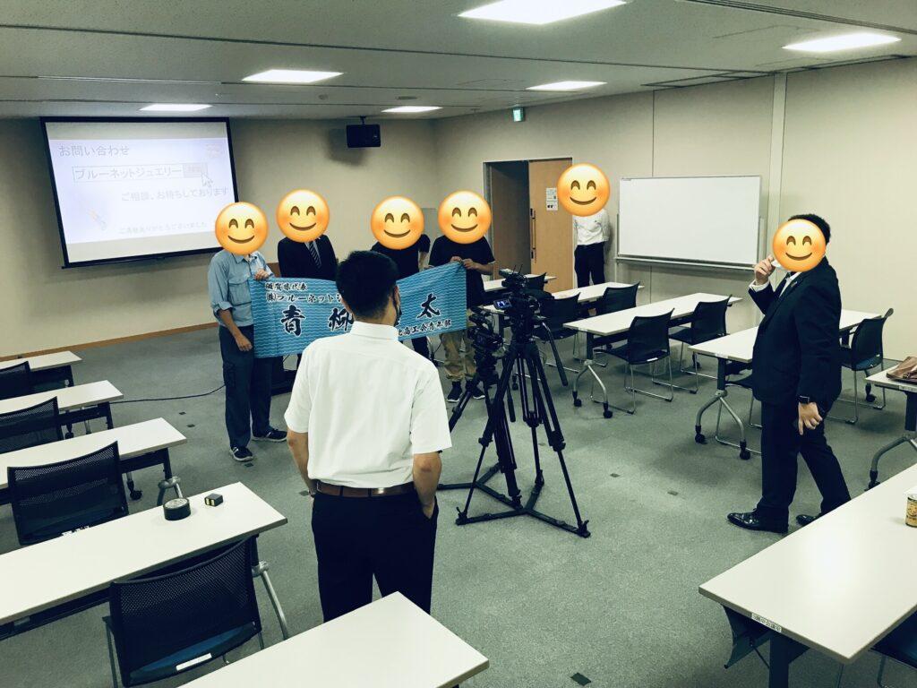 【撮影日記】オンラインイベント用 前撮り撮影