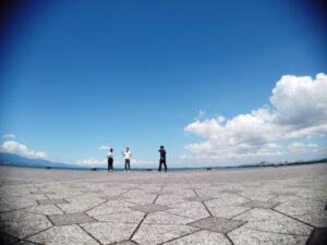 【撮影日記】8/4 前撮り撮影 大津市におの浜②