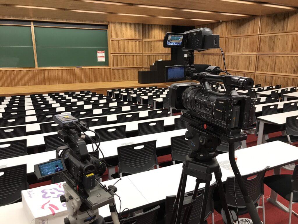 【撮影日記】10/3 龍谷大学大宮 講義事前収録